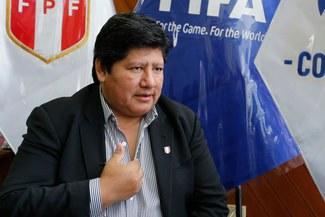 ¡Atención! Edwin Oviedo no renunciará al cargo de presidente de la FPF