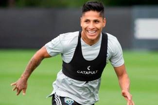 Raúl Ruidíaz ya tiene todo listo para el debut con el Seattle Sounders en la MLS [VIDEO]