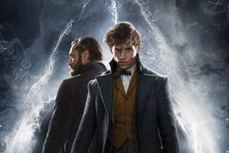 Un nuevo vistazo a la version joven de Albus Dumbledore en 'Animales Fantásticos 2'