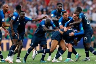 ¡Merecido Campeón! Francia arrasó con sus rivales en Rusia 2018