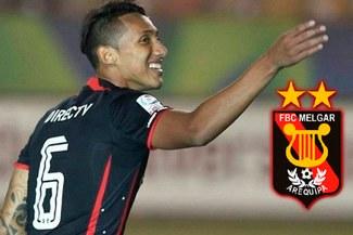 Torneo Apertura: Christofer Gonzales es nuevo jugador de Melgar