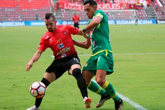 Sport Huancayo cayó 2-0 ante Caracas en la segunda ronda de Copa Sudamericana [RESUMEN Y GOLES]