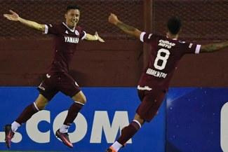 Junior cayó 1-0 ante Lanús por la segunda fase de la Copa Sudamericana [RESUMEN Y GOLES]