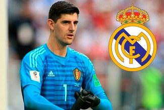 Real Madrid: cuestión de horas para cerrarse el fichaje de Thibaut Courtois