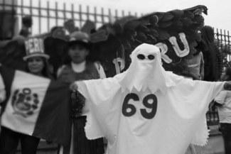 ¡Qué lamentable! Asaltan al 'Fantasma del 69' cuando apenas había llegado a Lima