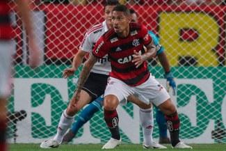 Flamengo, con Paolo Guerrero y Miguel Trauco, cayó 1-0 ante Sao Paulo en el Brasileira [VIDEO RESUMEN]