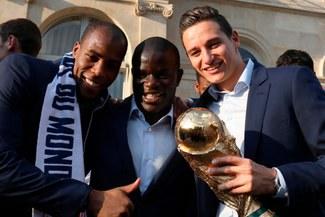 Selección francesa hace una aclaración sobre la canción de Kanté que nombra a Messi