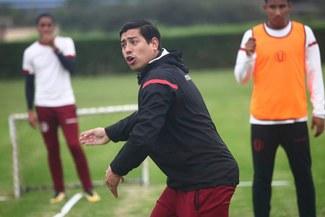 El once de Nicolás Córdova en su debut como DT de Universitario