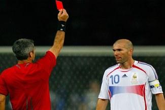 Horacio Elizondo y el increíble motivo para botar a Zinedine Zidane en la final de 2006 [VIDEO]