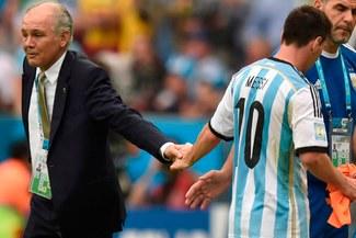 AFA llamó a Alejandro Sabella para asumir el cargo de manager