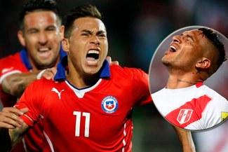¿Eduardo Vargas será el reemplazo de Paolo Guerrero en Flamengo?