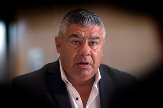 Presidente de la AFA no mencionó a Ricardo Gareca entre los candidatos para dirigir a la Selección Argentina