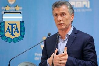 Mauricio Macri confesó qué DT quiere para la selección argentina