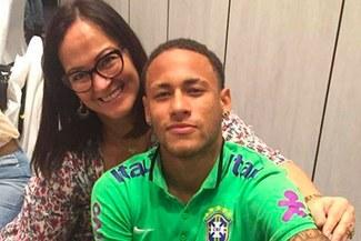 Madre de Neymar defendió a su hijo tras controversial anuncio [VIDEO]