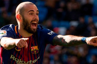 Aleix Vidal deja el Barcelona para llegar este grande de Europa