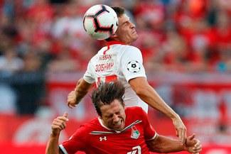 Lokomotiv igualó 0-0 ante Spartak por la segunda jornada de la Premier League de Rusia