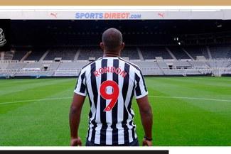 ¡Oficial! Salomón Rondón es nuevo jugador del Newcastle [VIDEO]