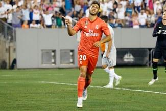 Real Madrid derrotó 2-1 a la Roma en la International Champions Cup [RESUMEN Y GOLES]
