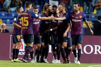 Barcelona venció 2-1 a Sevilla y se consagró campeón de la Supercopa de España [RESUMEN Y GOLES]