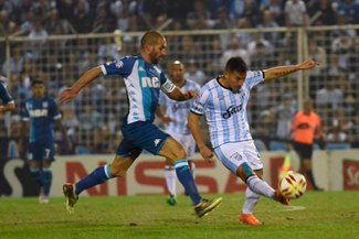 Racing Club iba ganando 2-0 pero se dejó empata por Atlético Tucumán [RESUMEN Y GOLES]