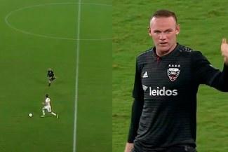 Wayne Rooney y su magistral acción para el 3-2 del DC United sobre Orlando City de Yotún [VIDEO]