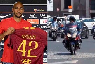 AS Roma trolea al Barcelona con el fichaje de Steven N'Zonzi [VIDEO]