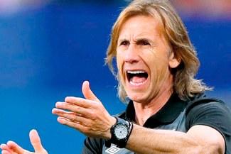 ¡Quiero verte ganar! Ricardo Gareca alista sorpresas en once de la Selección Peruana