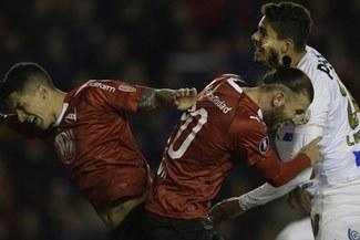 Independiente igualó 0-0 con Santos en la ida por octavos de Copa Libertadores [RESUMEN]