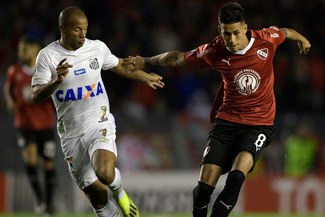 Independiente reclamará los puntos ante Santos por la Copa Libertadores [FOTO]