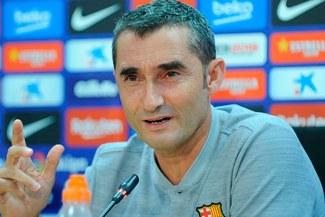Ernesto Valverde valora la posibilidad de quedarse con Ivan Rakitic y Rafinha Alcántara esta temporada