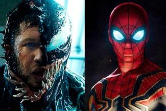 Venom: ¿Veremos a Spider-Man? Tom Hardy firmó para una trilogía