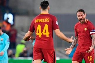 Roma se burla del Barcelona con un divertido comentario en Twitter