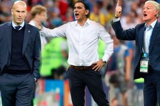 Zidane nominado al Entrenador del año junto a Didier Deschamps y Zlatko Dalic
