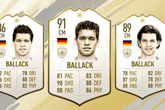 Se desvelaron más de diez nuevos íconos en el FIFA 19 [FOTOS]