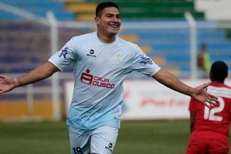 Diego Mayora fue inscrito en la lista de buena fe de Unión Huaral