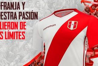 Marathon reveló el precio de la camiseta de Perú