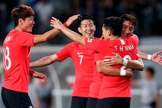 Corea del Sur derrotó 2-0 a Costa Rica en amistoso internacional [RESUMEN Y GOLES]