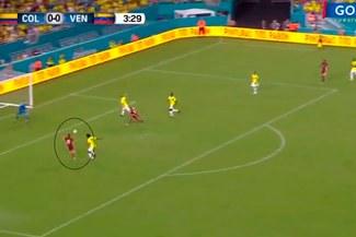 Colombia vs Venezuela: Darwin Machís marcó el 1-0 en amistoso internacional [VIDEO]