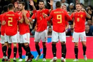 España derrotó 2-1 a Inglaterra en el debut de Luis Enrique por la Liga de Naciones [RESUMEN]