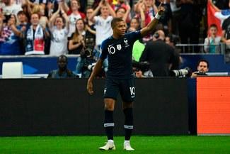 Francia venció 2-1 a Holanda con goles de Mbappé y Giroud en Liga de las Naciones [RESUMEN Y GOLES]