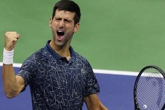 Novak Djokovic venció a Del Potro por 6-3, 7-6 y 6-3 y es nuevo campeón del US Open 2018