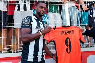 Jackson Martínez vuelve al fútbol luego de dos años sin jugar