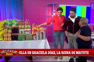 Alianza Lima: La tía Chela 'Reina de Matute', recibió emotivo regalo por defender el estadio blanquiazul [VIDEO]