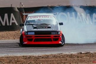 Campeonato Nacional de Drifting: Heilbrunn y Matayoshi lideran la punta
