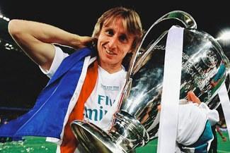 Luka Modric fue sancionado con 1,2 millones de euros por fraude