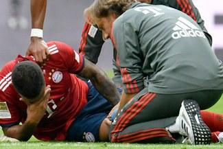Corentin Tolisso sufre rotura de ligamento cruzado y estará mínimo seis meses de baja