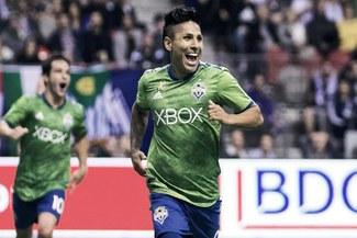 Raúl Ruidíaz vive el sueño americano con Seattle en la MLS