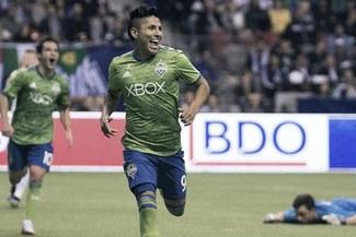 MLS: Raúl Ruidíaz dentro del once ideal del fin de semana tras su doblete [VIDEO]