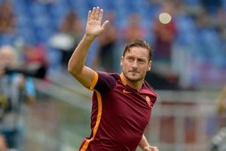 """Totti: """"Nos enfrentamos con el mejor equipo de la Champions League"""""""