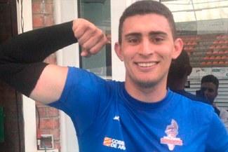 Vinicius Noronha fue encontrado muerto antes de jugar partido de vóley